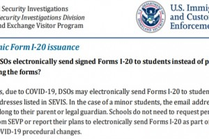 重磅UC发布最新留学请求规矩移民局针对学生签证再调整