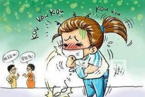 过敏性咳嗽重复发生咳不断试试这四个办法安全度过春天