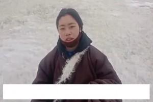 重庆女大学生海拔4800米雪山顶上网课她说有梦不苦