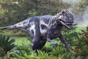 科学家从地层中发现稀有元素复原恐龙消灭时的可怕场景