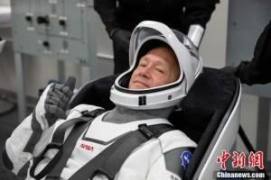 SpaceX将进行初次载人飞翔使命宇航员参与发射排演